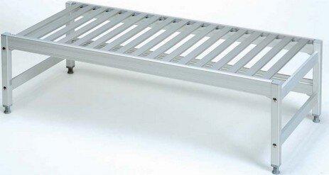 Estanterias de aluminio polietileno frigelu - Estanteria de aluminio ...