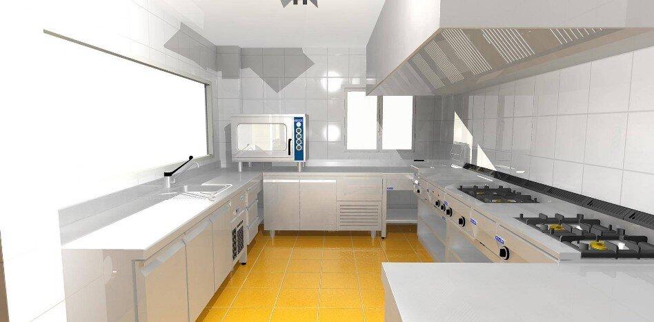 Cocinas industriales a gas repagas frigelu - Cocinas industriales a gas ...