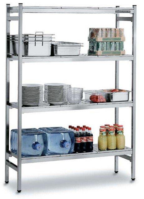 Estanterias de aluminio polietileno frigelu de - Estanteria de aluminio ...