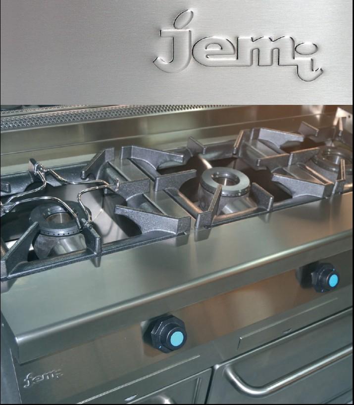 Cocinas jemi frigelu de refrigeraci n s l for Fogones industriales a gas